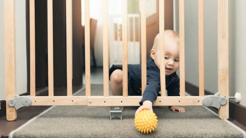Les Meilleurs Barrières de Sécurité pour Bébé 2020
