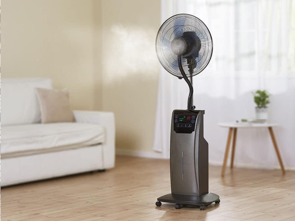 Les 5 Meilleurs Ventilateurs Brumisateurs Silencieux (à eau)