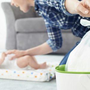 Les 3 Meilleures Poubelles à Couches Bébé 2020 (anti odeur)